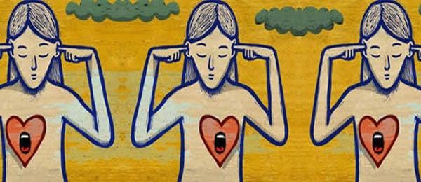 La enfermedad es un conflicto entre la personalidad y el alma