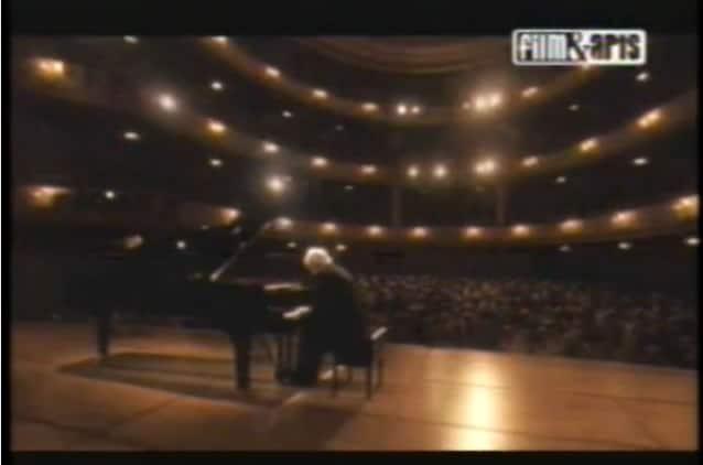 Sonata Claro de Luna de L.V. Beethoven, con Daniel Barenboim