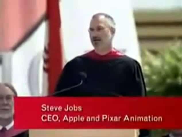 Discurso de Steve Jobs en Standford