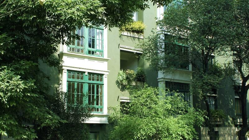 Edificio Condesa: Avenida Mazatlan 5; C.P. 06140, CDMX