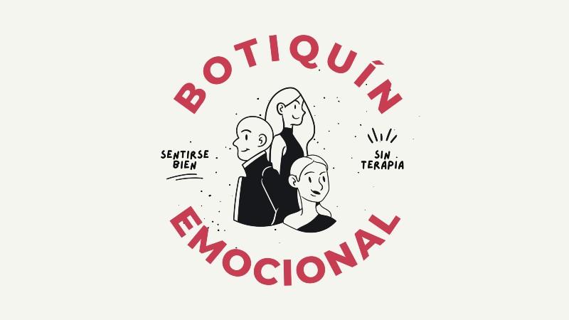 Botiquín de las emociones: el podcast de Irradia Terapia para sentirte bien